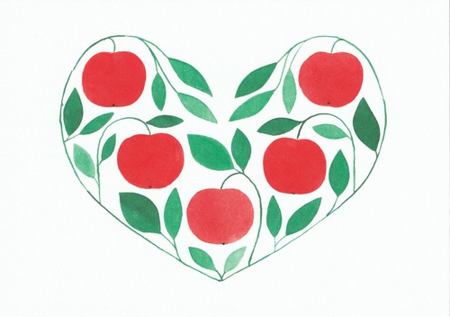 apple heart - picture 1