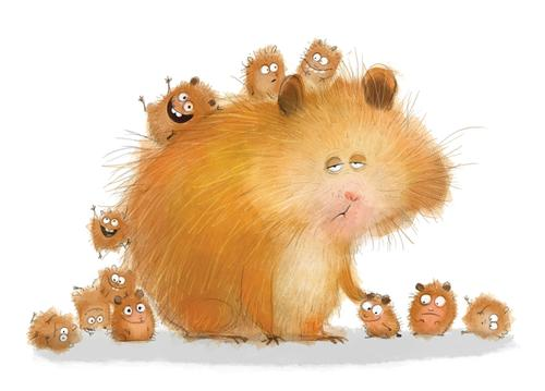hamster family - picture 1