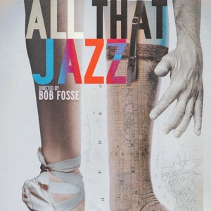 Postcard all that jazz