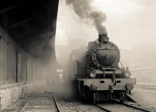 steam train - picture 1