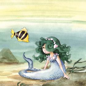 the mermaid - picture 1