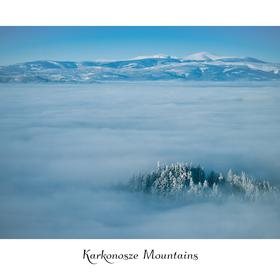winter in karkonosze mountains - picture 1