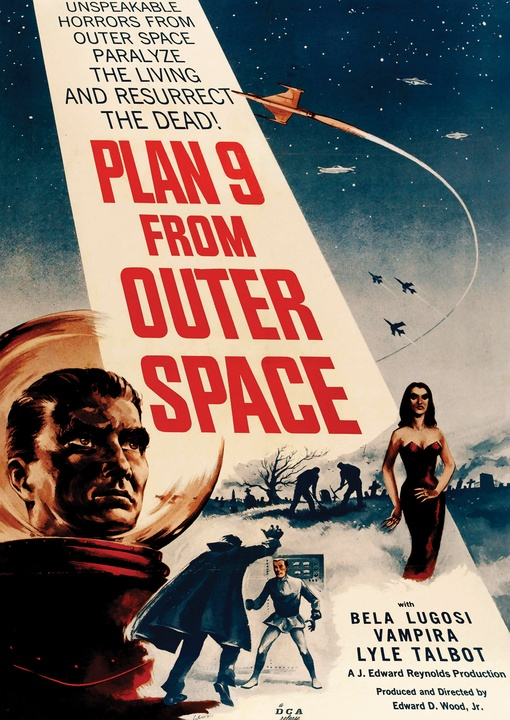 plan 9 from outer space - picture 1