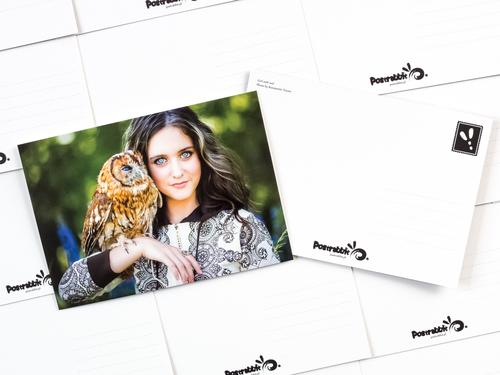 girl with owl - picture 2