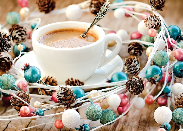 christmas coffee - picture 1
