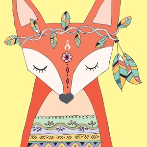 tribal fox - picture 1
