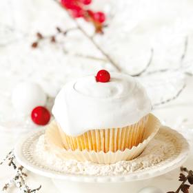 winter cupcake - picture 1
