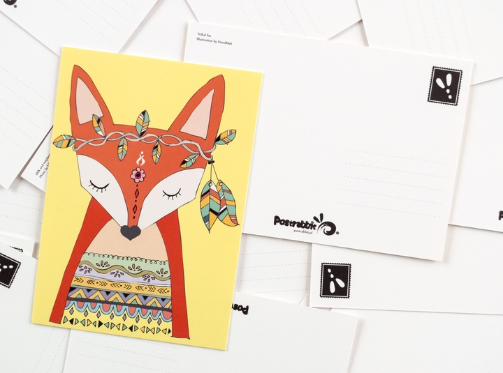 tribal fox - picture 2